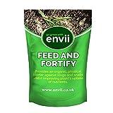 envii Feed & Fortify – Organic Slug Repellent That Improves...