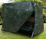Tooltime Voche Heavy Duty Waterproof 3 Seater Swinging Garden...