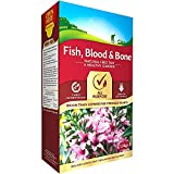 CUQOO Fish Blood and Bone All Purpose Plant Food - Fish Blood and...