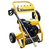 RocwooD Petrol Pressure Washer 3950 PSI 7HP 10 Litre High Power...