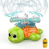 FOSUBOO Outdoor Garden Toys for Toddlers, Water Sprinkler for...
