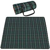 SKYSPER Picnic Blanket Large Outdoor Carpet Mat Waterproof...