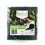 Anytime Garden 4M x 3M POND NET COVER - Easy Setup Pool and...