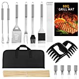 WeChip BBQ Barbecue Tool Set,BBQ Grill Tool Set with Storage...