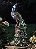 Peacock Garden Ornamen
