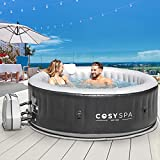 CosySpa Inflatable Hot Tub Spa – Outdoor Bubble | 2-6 Person...
