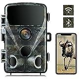 4K 24MP Wildlife Camera Trail Camera WiFi Bluetooth Hunting...