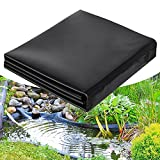 Mirocle Life Pond Liner Heavy Duty Flexible 2 x 2m Fish Pond Bed...