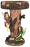 MP Essentials Fairy Tree Birdbath Table Garden Bird Bath Feature...