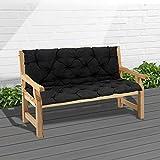 Shoze Garden Bench Cushion 120 x 100 x 10 cm 2 SeaterFurniture...