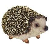 Hedgehog Garden Ornaments Outdoor Hedgehogs Figurine 14,5x9,5x8cm