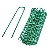 Aisszhao Garden Pegs Artificial Grass Pegs Stakes...