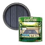 Cuprinol UTDSUS25L Anti Slip Decking Stain Urban Slate 2.5 Litr
