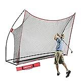 wowspeed Golf Net, Golf Hitting Net, 10 x 7 ft Portable Golf...
