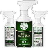 C&G Home and Garden   Organic Slug and Snail Spray 500ml  ...