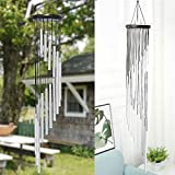 S-SNAIL-OO Wind Chimes Outdoor, Outdoor Large Wind Chime...