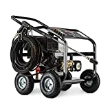 Wilks-USA TX850 Petrol Power Pressure Washer 15.0HP 4 Stroke...