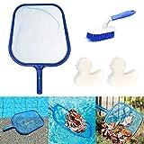 Lifreer Hot Tub Cleaning Kit, Swimming Pool Net Leaf Skimmer,...