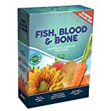 CUQOO Fish Blood and Bone All Purpose Plant Food in 2kg - Fish...