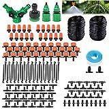 DONGQI Irrigation System Garden, 30M Bewässerungsrohre Kit,...