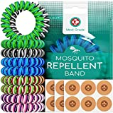 Triple Coil Mosquito Repellent Bracelets [10pc] & Insect...