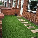 Tuda Grass Direct Lisbon 26mm Pile Height Artificial Grass |...