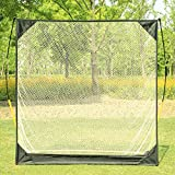 Golf Practice Hitting Net Portable Golf Training Net 2.13m X...