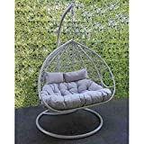 Rattan Hanging Egg Swing Chair | Swing Seat Chair For Gardens,...