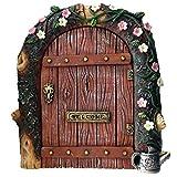 FHFY Garden Fairy door - ideal for gardens and bottom of...