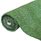 HMWD Artificial Non-Fade Grass Roll Garden Lawn High Density Fake...