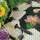 Heron Pond Cover Net - Garden Koi Fish Pond Pool Netting Fox...