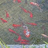 Tech-Garden - 2 m x 3 m HEAVY DUTY Pond Cover Netting Strong...
