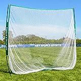 FORB Portable Golf Net [7ft x 7ft] - Golf Practice Net For Garden...