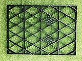 10x12 GARDEN SHED BASE GRID = FULL ECO KIT 3.40m x 3.66m + HEAVY...