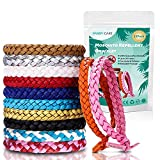 Mosquito Repellent Bracelet, PandyCare 15 Pack Mosquito Bands for...