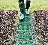 Ram 5 x Garden Interlocking Patio Garden Decking Waterproof...